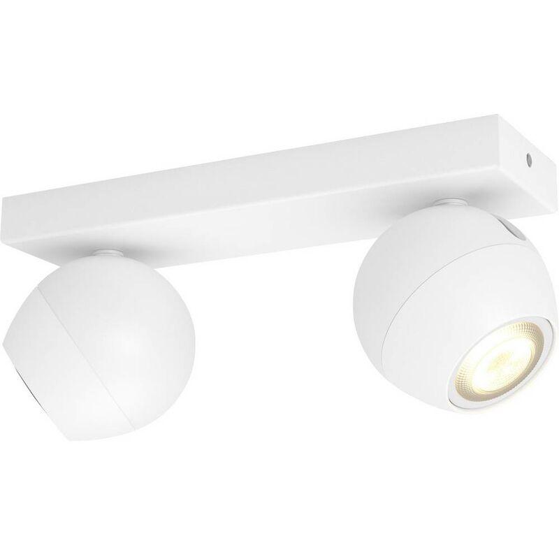 Philips lighting hue spot de plafond avec variateur buckram eec