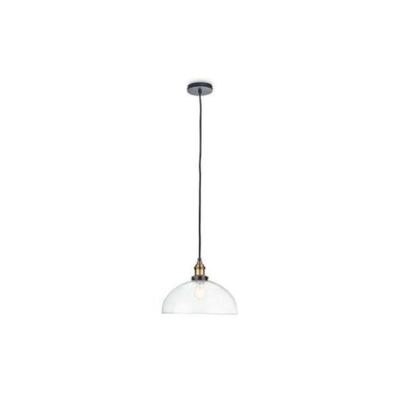Lighting 3623760E7 Manor Lampada Sospensione Lampadario Design Vintage, Bianco, 32 x 32 x 180 cm - Philips