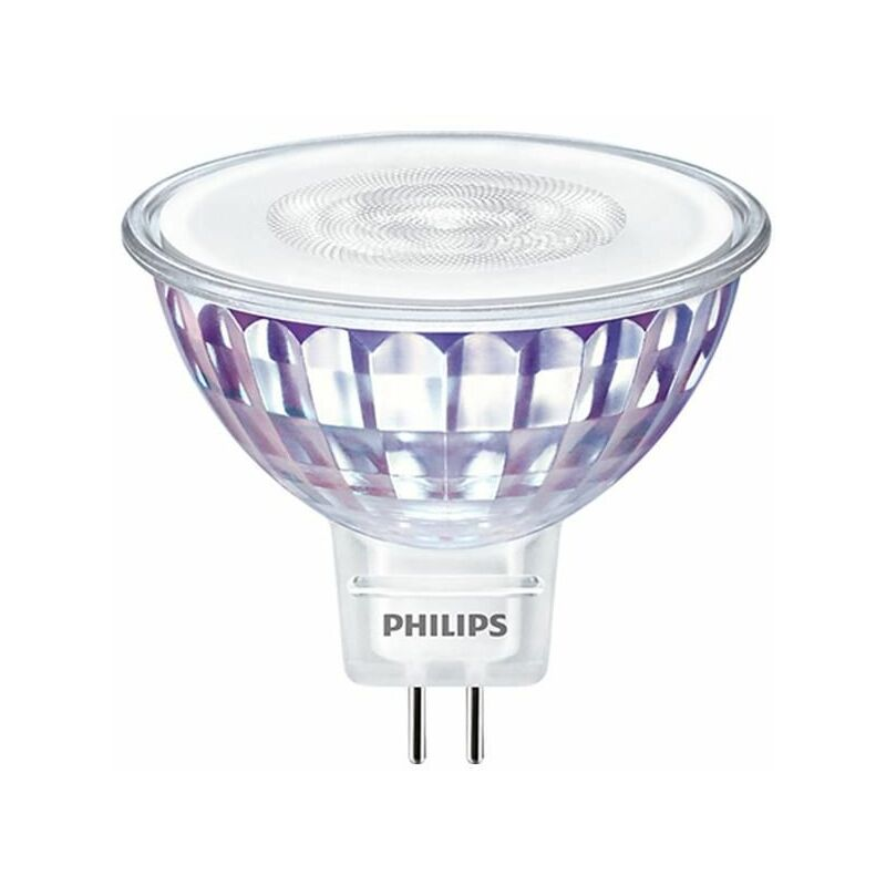 Image of Philips Master LEDSpot VLE 5.5W LED GU53 MR16 Cool White Dimmable 36 Degree - 70827900