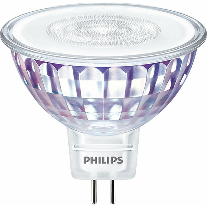 Image of Philips MASTER 7w LED GU53 MR16 Warm White Dimmable - 81556400