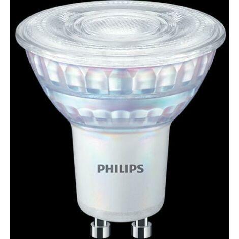 PHILIPS MASTER LAMPADINA LED ATTACCO GU10 DIMMERABILE LUCE CALDA 3000K MLVGU108093036