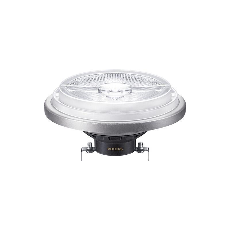 Image of Philips Master LEDSpotLV 20W LED G53 AR111 Warm White Dimmable 24 Degree - 70743200