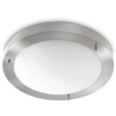 Philips myBathroom Lámpara de techo Salts cromado mate 320101716