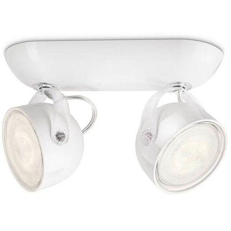 Philips myLiving Dyna - Foco LED, color blanco-8718291529521
