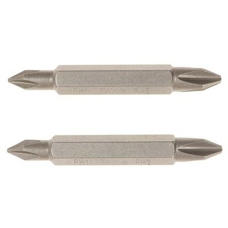 Phillips Double Ended Screwdriver Bits