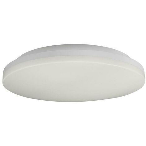 """main image of """"Phoebe LED Bulkhead 12W Savoca CCT 3000K and 4000K 6500K Tri-Colour 120° Diffused White 1000lm Ceiling Bathroom Kitchen Hallway Outdoor Garden Light"""""""