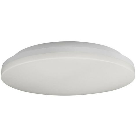 """main image of """"Phoebe LED Bulkhead 18W Savoca CCT 3000K and 4000K 6500K Tri-Colour 120° Diffused White 1800lm Ceiling Bathroom Kitchen Hallway Outdoor Garden Light"""""""