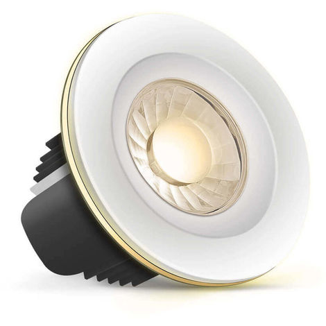 Phoebe LED Downlight 10W Dimmable Spectrum Tuneable White 40° IP65