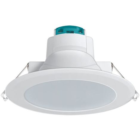 Phoebe LED Downlight 14W Corinth Warm White 100° Diffused White