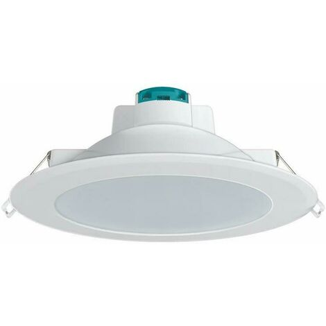 Phoebe LED Downlight 20W Corinth 4000K Cool White 100° Diffused 1600lm Recessed