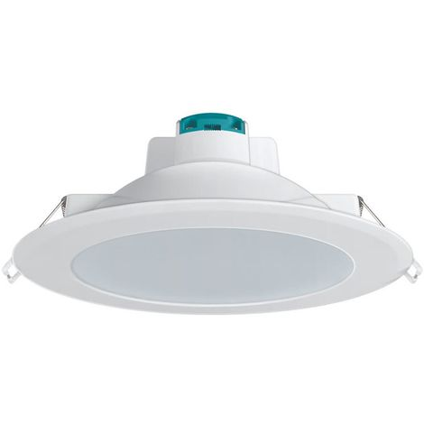 Phoebe LED Downlight 20W Corinth Warm White 100° Diffused White