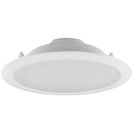 Phoebe LED Downlight 30W Celine IP44 4000K Cool White 100° Diffused 2400lm