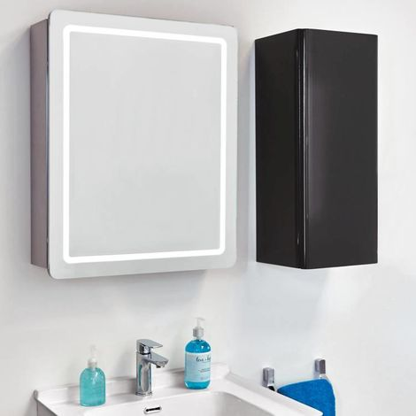Phoenix Europa Cabinet Mirror Excluding Heating Pad 700mm x 600mm