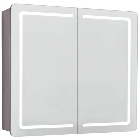 Phoenix Europa Cabinet Mirror Including Heating Pad 700mm x 800mm