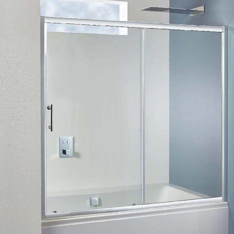 Phoenix Luxury 8mm Over Bath Single Sliding Door 1700mm
