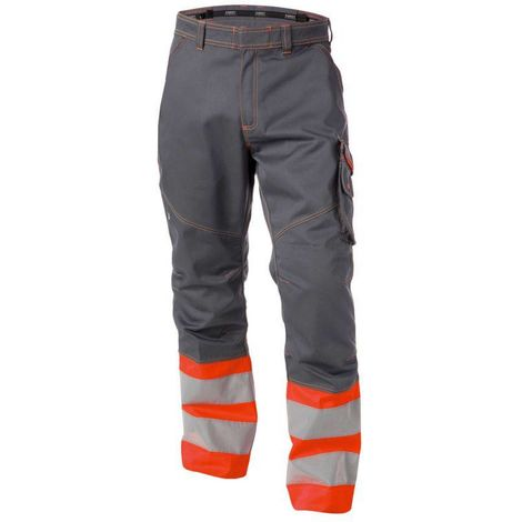 PHOENIX pantalon de travail bande réfléchissante Dassy