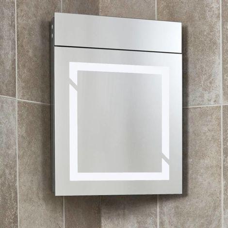 Phoenix Triona Corner Cabinet Mirror 600mm x 450mm