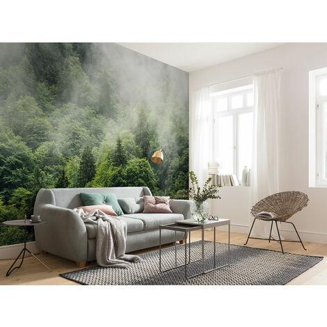 Photo murale intissée de Komar - Forest Land - Taille: 400 x 250 cm