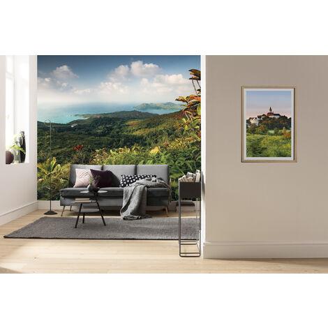 Photo murale intissée de Komar - Heavens Balcony - Taille: 450 x 280 cm