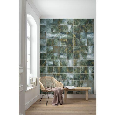 Photo murale intissée de Komar - Palm Puzzle - Taille: 200 x 280 cm
