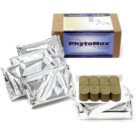 PhytoMax® Barrita de hierbas para diarrea en caballos, favorece flora intestinal, calma intestino