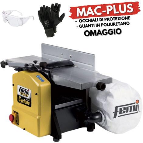 Pialla filo e spessore Femi Job Line PF 204 CYCLONE + MAC - PLUS