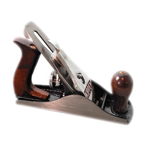 Pialla per falegname con manico in legno mm. 245