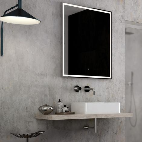 Lavabi Moderni Per Bagno.Piano D Appoggio Sospeso Moderno Color Tortora 90 Cm Da Bagno Per Lavabi