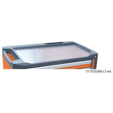 Piano Di Lavoro In Acciaio Inossidabile Per Cassettiera C37 - Beta 3700/PLA