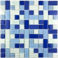 Piastrelle per pavimenti parete a mosaico mv-cub-ble