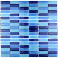 Piastrelle per pavimenti parete a mosaico mv-sky-rec