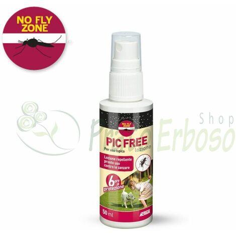 PIC FREE - Loción repelente de insectos 50 ml