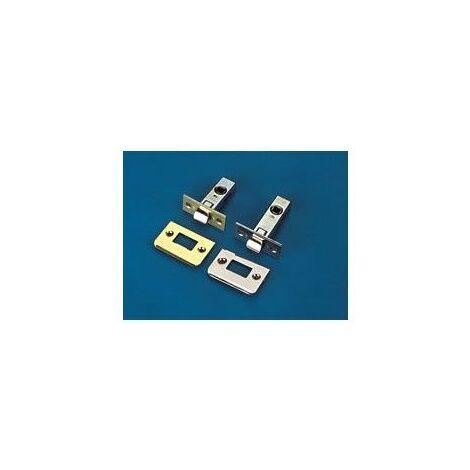 Picaporte Embutir Latonado - AMIG - N6 - 35 MM..