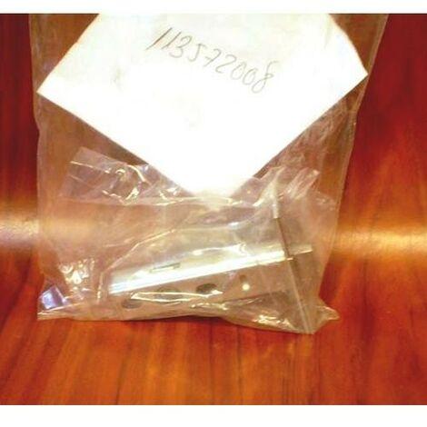 PICAPORTE INOX. 60MM. CON CUADRADO
