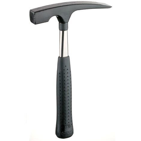 Picard Masons Brick Hammer With Black Grip Handle 600g
