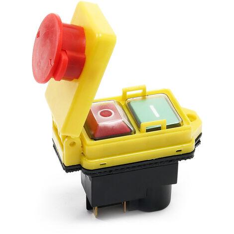 Pi�ce d�tach�e - Interrupteur - Mise en marche/Arr�t Arr�t d'urgence Diesel Bio Pompe � fuel