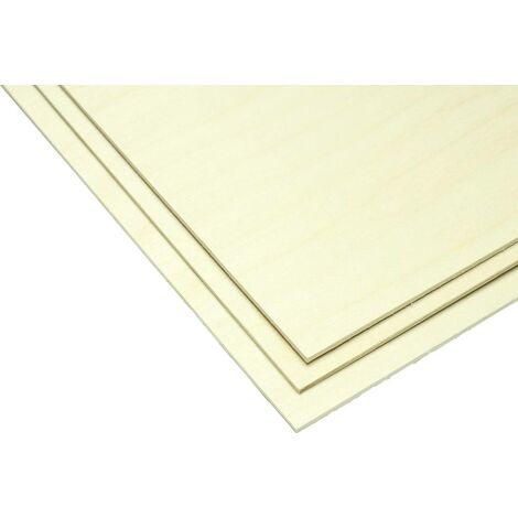 Pichler Birken-Sperrholz (L x B x H) 600 x 300 x 2.0mm 2St. X957201