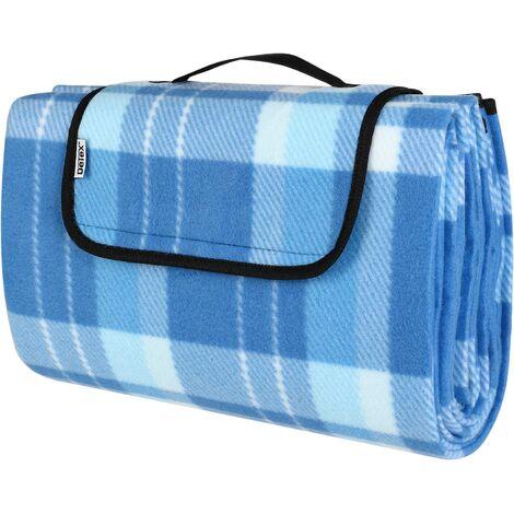 Picnic Blanket DETEX 150/ 200cm Camping Travel Outdoor Waterproof Beach Mat Rug