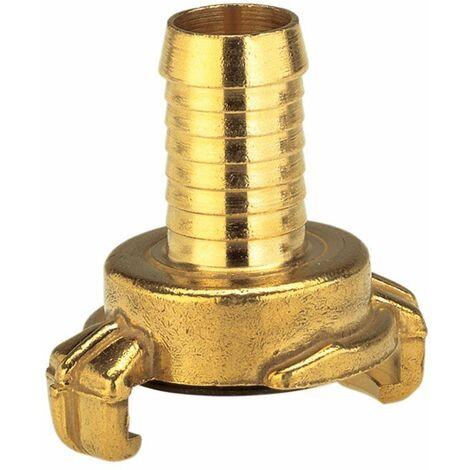 Pièce de raccordement rapide GARDENA 7103-20 laiton attelage à griffes, Ø 25 mm (1)