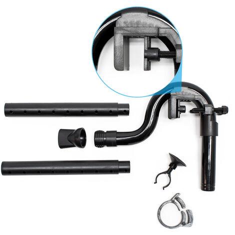 Pièce détachée Filtre externe Aquarium SunSun HW-404B Kit Orifice sorties Tube Accessoire Rechange