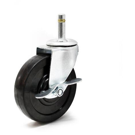 Pièce détachée - Roulette pivotante pour lève - plaques