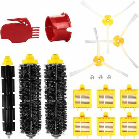 Pièces de rechange pour Roomba 700770780790782760 Kit de remplacement série d'accessoires