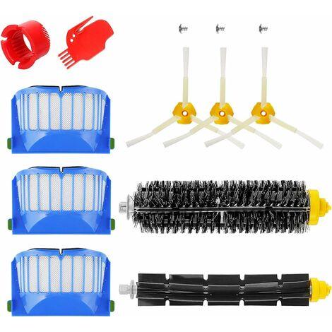 """main image of """"Pièces détachées pour kit de maintenance Roomba série 600 kit de nettoyage pour 650620651621615616605 kits de 10 MULTI-WAY"""""""
