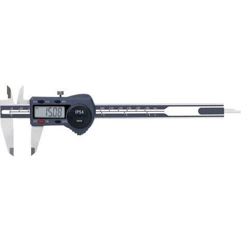 Pied à coulisse digital Basetech 1601071 150 mm IP54 1 pc(s) X797491