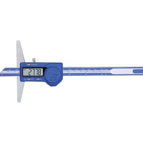 Pied à coulisse digital Basetech 1601077 150 mm 1 pc(s) X797441