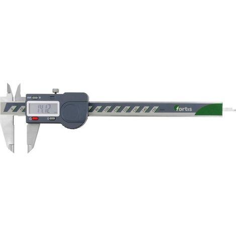 Pied à coulisse numérique 150/0,01mm FORTIS