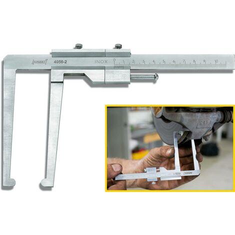 Pied à coulisse pour disques de frein Hazet 4956-1 60 mm 1 pc(s) A688531