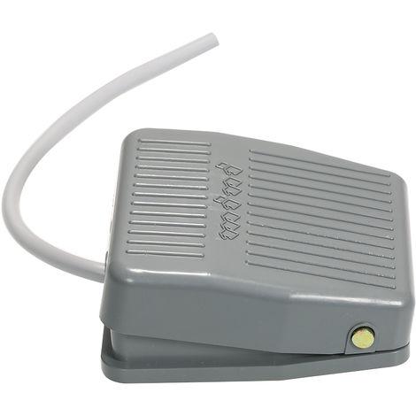 Pied A Pedale Commutateur Electrique Dc5-48V / Ac24-250V 10A
