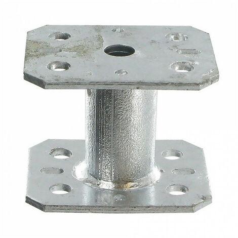Pied de poteau de petite dimension PPMINI50