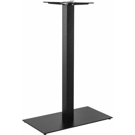 Pied de Table Noir 110cm - Noir